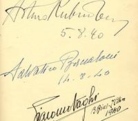Autograph Albums